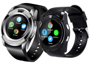 SMARTWATCH ZEGAREK V8 NEW MODEL KAMERA SIM MENU PL