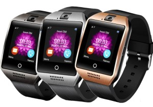 SMARTWATCH ZEGAREK Q18 KAMERA SIM MENU PL MODEL NEW